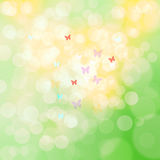 Bright Easter color background Royalty Free Stock Photo