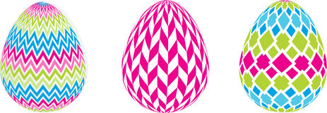 Free Bright Easter Eggs Royalty Free Stock Photography - 39129877