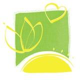 Bright Eco Motive design Stock Photo