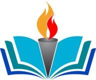 Bright education logo Stock Photos