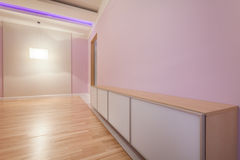 Bright empty room Royalty Free Stock Images