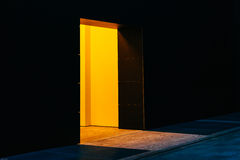 Bright entrance Royalty Free Stock Images