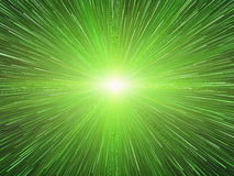 Bright explosion fire speed burst backgrounds Stock Photo