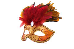 Bright fancy mask Royalty Free Stock Photography