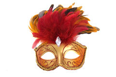Bright fancy mask Royalty Free Stock Photo