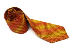 Bright and fashionable tie Royalty Free Stock Photo