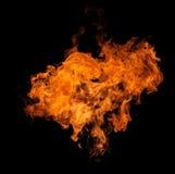 Bright fire Stock Photos