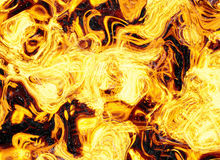 Bright fire burst explosion flash backgrounds Stock Images