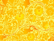 Bright floral background Royalty Free Stock Photo
