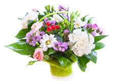Bright flower bouquet Royalty Free Stock Images