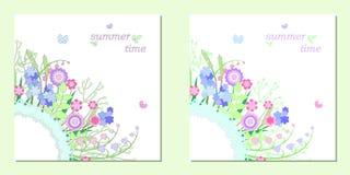 Bright flower Stock Photos