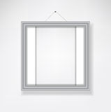 Bright frame Stock Photography