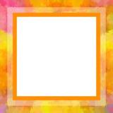 Bright frame Stock Image
