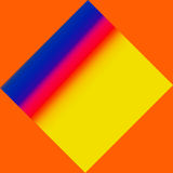 Bright geometric abstraction. Nice bright geometric abstraction for design and fantasy royalty free stock photography