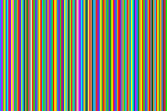 Bright geometric background texture multicolor lines rainbow Stock Image