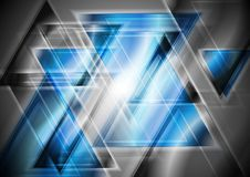 Bright geometrical design Royalty Free Stock Photo