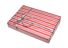 Bright gift box Royalty Free Stock Photos