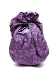 Bright gift sack Stock Image