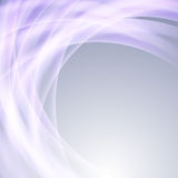 Bright glow line abstract background template Royalty Free Stock Image