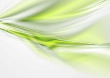 Bright glowing abstract design stock photography