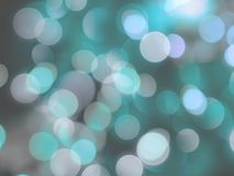 Bright glowing blurred blue lights circle background royalty free stock photography