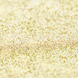 Bright Gold Background Stock Photography