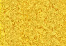 Bright gold glitter texture vector background Royalty Free Stock Image