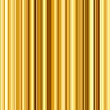 Bright gold stripes. Stock Photo