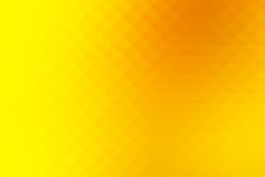 Bright golden yellow rows of triangles background stock illustration