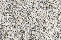Bright gravel texture Royalty Free Stock Images