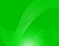 Bright green abstract background Stock Photo