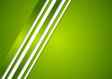 Bright green abstract background Royalty Free Stock Images