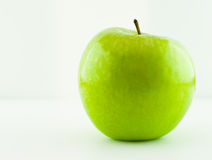 Bright Green Apple Royalty Free Stock Photos