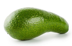 Bright green avocado Stock Images