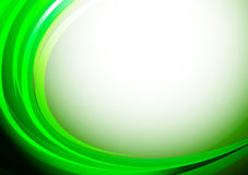 Bright green background Royalty Free Stock Photography