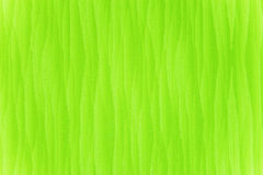 Bright green fabric Royalty Free Stock Images
