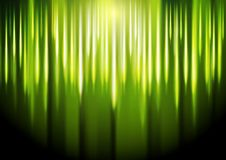 Bright green glowing vector backdrop. Gradient mesh Royalty Free Stock Photography
