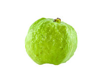 Bright green guava Stock Photo