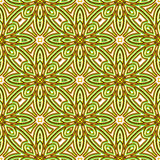 Bright green pattern Royalty Free Stock Photography