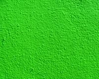 Bright green wall texture royalty free stock photos