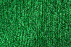 Bright green wool knitted background Royalty Free Stock Image