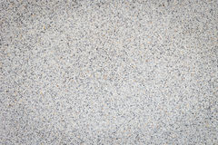Bright grey pebble stone wall texture and background Royalty Free Stock Photography