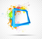Bright grunge background Royalty Free Stock Images