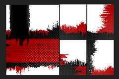 Bright grungy backgrounds Royalty Free Stock Photography