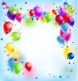Bright happy holiday Stock Image