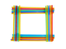 Bright Holiday Frame Royalty Free Stock Photography