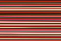 Bright horizontal lines background colorful gradient red pink crimson beige contrast black pattern design stock photo