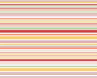 Bright horizontal striped seamless background Royalty Free Stock Photo