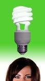 Bright Idea 2 Stock Image