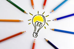 Bright Idea Stock Photos